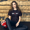 I love non-rev T-shirt navy blue
